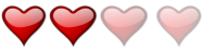 Two Heart Rating