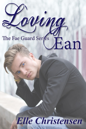 Loving Ean Cover leaning